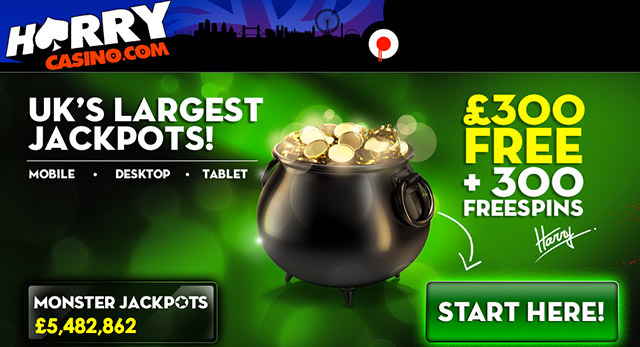 top online casino uk